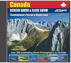 Canada Front CD-Rom Cover