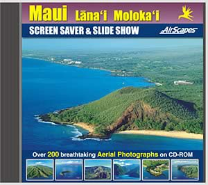 Maui CD-Rom Front Cover