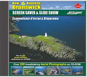 New Brunswick CD-Rom Front Cover