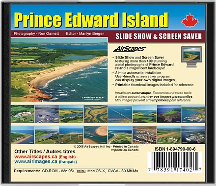PEI CD-Rom Back Cover